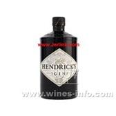 原装进口享利爵士金酒 Hendrick's Gin