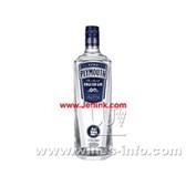 原装进口派利茅金酒 Plymouth English Gin