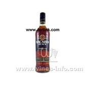 原装进口百加得黑朗姆酒 BACARDI BLACK RUM 75cl
