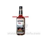 原装进口牙买加海军(黑) Lamb's Navy Rum 70c