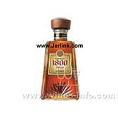 原装进口陈年的记拿1800 Tequila Reserva 1800 Anejo 75cl