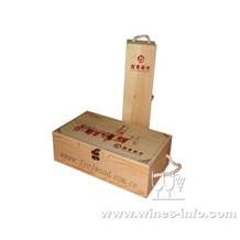 高档葡萄酒盒、松木红酒盒(上海飞展红酒盒专业定做)