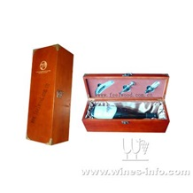 仿红木酒盒(上海飞展红酒盒)