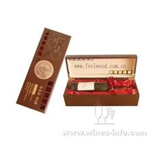 高档红酒盒、密度板酒盒、红酒盒包装盒(飞展红酒盒  2011年 新款)