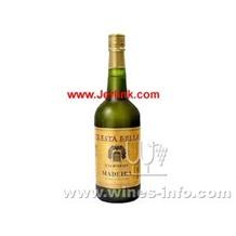 原装进口保莱马爹那强化餐酒 Cresta Bella Madeira Fortified Wine 75cl