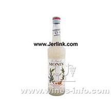 原装进口法国慕玲杏仁糖浆 Monin Almond (Orgeat) Syrup 70cl