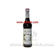 原装进口法国慕玲黑加仑子糖浆 Monin Blackcurrant (Cassis) Syrup 70cl