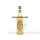 原装进口法国慕玲柠檬糖浆 Monin Lemon (Glasco Citron) Syrup