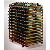 展示储藏 波多(BORDEX)酒架1米双面展示架