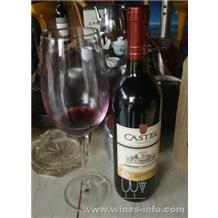 法国卡斯特赤霞珠高级干红葡萄酒 CASTEL