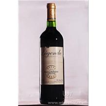 拉菲传奇红葡萄酒 法国红酒 原装进口红酒 名庄酒 红酒经销 团购