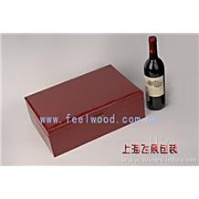 皮质红酒盒0034、飞展皮质红酒盒0034(飞展包装)