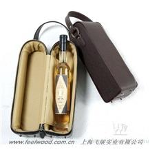 皮质红酒盒0037、飞展皮质红酒盒0037(飞展包装)