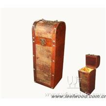 皮质红酒盒0041、飞展皮质红酒盒0041(飞展包装)