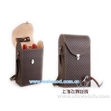 皮质红酒盒0046、飞展皮质红酒盒0046(飞展包装)