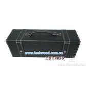 皮质红酒盒0044、飞展皮质红酒盒0044(飞展包装)