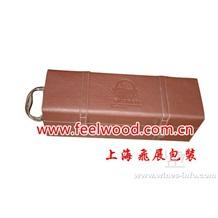 皮质红酒盒0049、飞展皮质红酒盒0049(飞展包装)