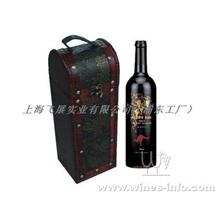 仿古葡萄酒盒、仿古红酒盒、仿古木红酒盒、仿古包装酒盒、仿古木盒(中秋红酒礼盒)