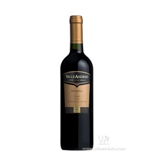 原瓶原装智利 艾迪奥(Valle Andino)西拉精选珍藏干红葡萄酒
