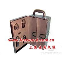 皮制葡萄酒盒、真皮酒盒、皮革红酒盒、仿皮酒盒