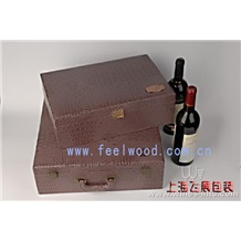 仿古葡萄酒盒、仿古红酒盒、仿古木红酒盒、仿古包装酒盒、仿古木盒