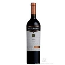 智利原瓶原装进口 艾迪奥(Valle Andino)美乐家族珍藏干红葡萄酒