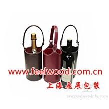 PU红酒盒、皮革红酒盒、仿皮红酒盒、皮质酒盒