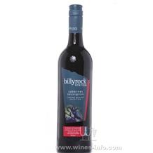 BILLYROCK比洛 梅乐红葡萄酒