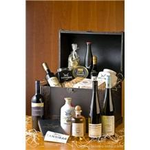 皮质包装红酒盒,皮制葡萄酒盒(上海飞展红酒包装)
