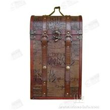皮质包装酒盒,皮质红酒盒包装,高档皮质红酒盒