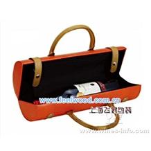 皮质酒盒、单、双瓶套装皮酒盒、新款红酒盒、中秋款红酒盒