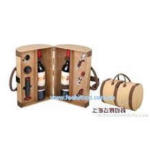 木制仿古红酒盒、木制仿古葡萄酒盒、木质仿古高档酒盒