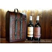 仿古红酒盒(现货 现货  工厂现货  一箱起订)