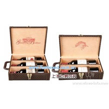 红酒包装盒厂家  红酒包装盒厂家