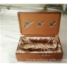 红酒盒、红酒包装盒、葡萄酒包装盒【做工精细】