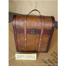 仿古包装酒盒、仿古木盒、木制仿古酒盒(现货 特价)