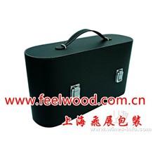 PU高档红酒盒,皮质包装红酒盒(现货特价特卖)