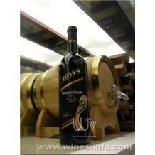 罗马尼亚原瓶进口狄芬黑姑娘干红葡萄酒2007
