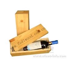 红酒木盒包装盒、红酒木制包装盒(现货红酒包装盒  特价 热卖)