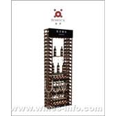 波多2.2米高新型展示架/红酒陈列架/葡萄酒展示架
