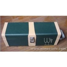 仿古木红酒盒、仿古包装酒盒、仿古木盒(上海飞展红酒盒2011年)