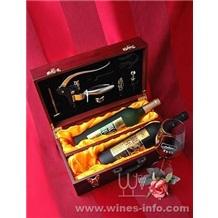 红酒包装盒、红酒木盒包装、松木酒盒(上海飞展红酒盒2011年款)