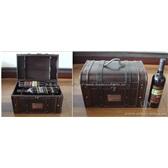 红酒木盒包装、松木酒盒。原木红酒盒(上海飞展红酒包装盒2011年)