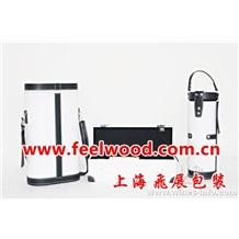 皮质红酒盒、仿古包装酒盒、仿古木盒(上海飞展红酒盒 2011年款)