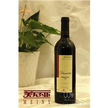 阿尔及利亚原瓶进口葡萄酒/达米埃塔2008