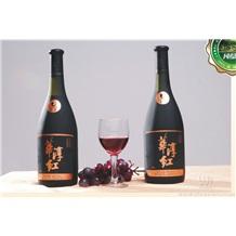华淳红葡萄酒