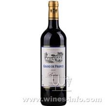 法国波尔多高迪城堡AOC干红葡萄酒