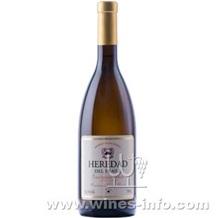 禾瑞长相思半干白葡萄酒heredad del fraile sauvignon blanc semiseco