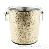 冠纹香冰桶