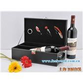 飞展2012双只红酒皮盒  现货